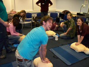 Open and inhouse First Aid Training courses available